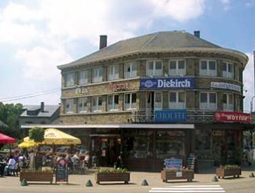 Restaurant Le Jacquemart