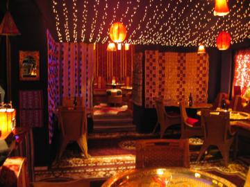 Restaurant Mille et une nuits