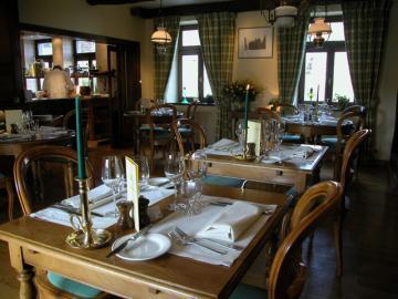 Restaurant Le Fou est belge