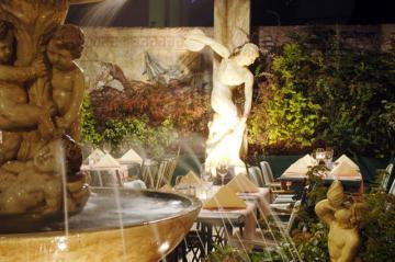 Restaurant Le Parthénon