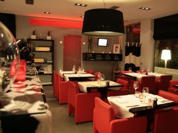 Restaurant Chef's Table