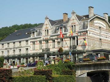 Restaurant Le Sanglier des Ardennes